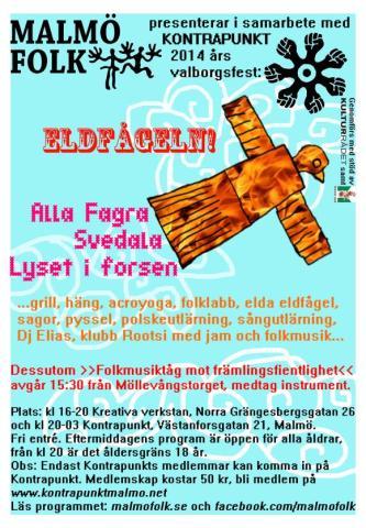 ELDFÅGELN-Valborgfesten